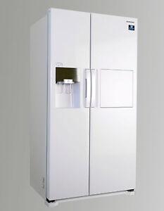samsung rs7778fhcww k hl gefrierkombination a side by side wei. Black Bedroom Furniture Sets. Home Design Ideas