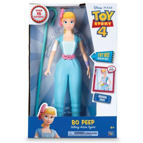Details about  /Disney Pixar Toy Story 4 Bo Peep Talking Action Figure