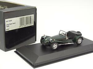 MINICHAMPS 1/43 - Lotus Super 7 Seven Green 1968
