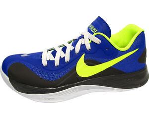 Chaussure basketball de Nike Low 11 HommeTaille BleuVoltstade Gris pour Hyperfuse Hyper vwmN8OyPn0