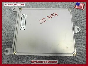 1996-1997-HONDA-ACCORD-ENGINE-COMPUTER-ECM-37820POJL61-AUTO