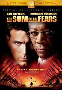 Brand-New-WS-DVD-The-Sum-of-All-Fears-Ben-Affleck-Morgan-Freeman-Ian-Mongrain