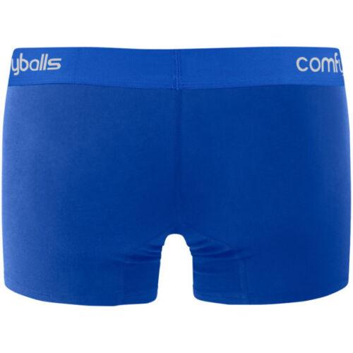 Comfyballs Cotton Regular Boxer Shorts Sports Fitness Running Athletic Pants