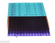 Microfich Ersatzteilkatalog Volvo LKW FM 10 Stand 10/2000