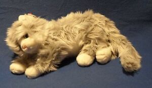 """abf4dc19557 TY CLASSIC PLUSH - LYRIC THE CAT – 13"""" INCHES TALL – MINT with MINT ..."""