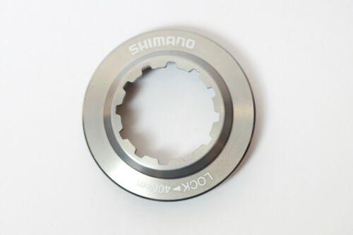 Shimano Dura Ace XTR Dura-Ace Sm-rt900 Lock Ring /& Washer Center lock