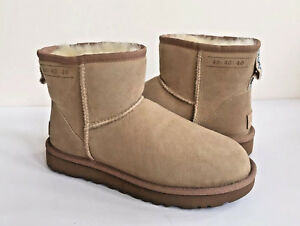 0349be1d67f Details about UGG CLASSIC MINI 40:40:40 SAND 40TH ANNIVERSARY BOOT US 10 /  EU 41 / UK 8