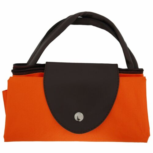 Fashion Women Oxford Handbags Shopping Shoulder Bags Ladies Designer Foldable