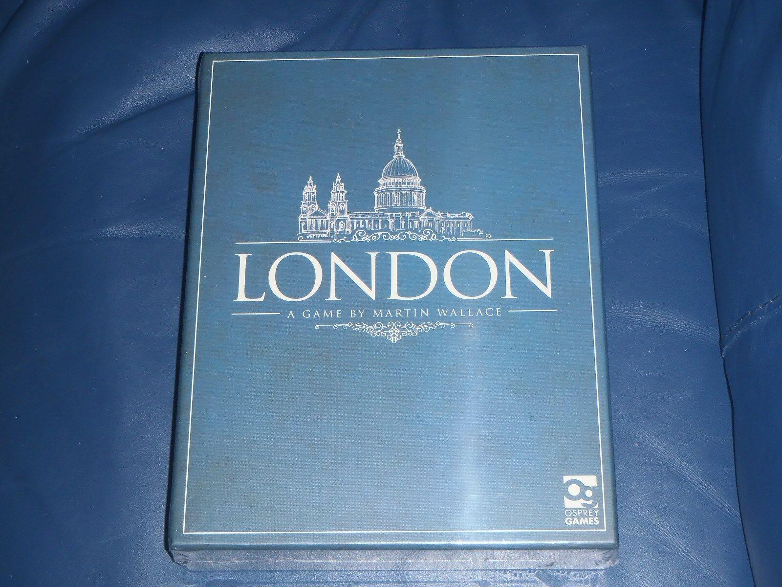 Osprey Martin Wtuttiace London tavola gioco   NUOVO + SIGILLATO   scegli il tuo preferito