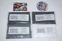 Rock Polishing Tumbling Grit For 3 Lbs Tumblers Made In The U.s.a.