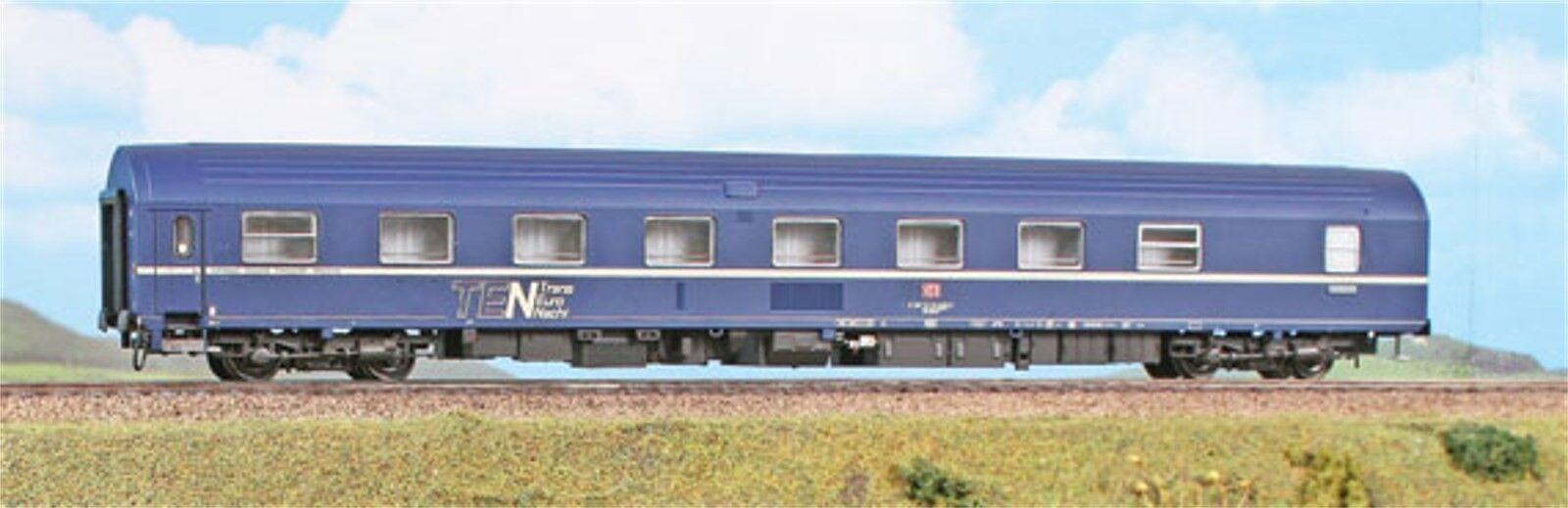 ACME 50914 + + vagone letto, Ten, traccia h0