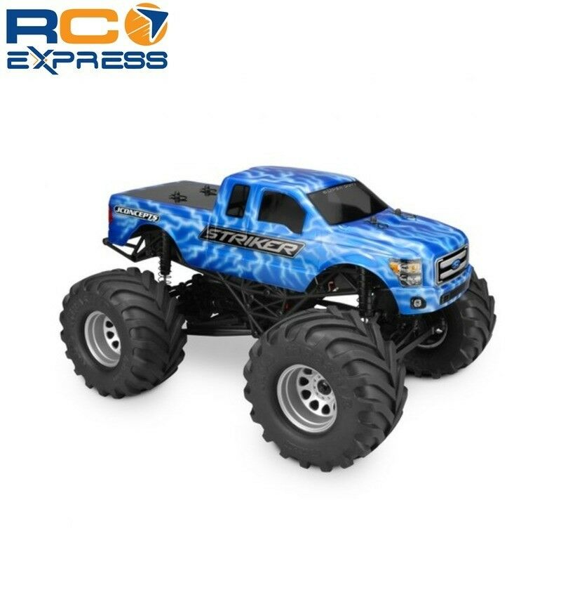 JConcepts 2011 Ford F-250 Super-Duty Super Cab Mini Mt Body JCO0324