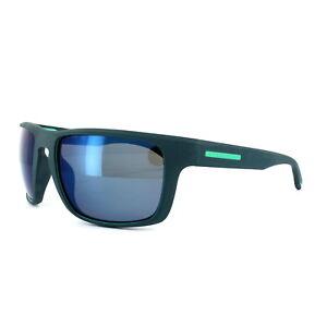 c5fce3d2cd Hugo Boss Gafas de Sol 0800 Z1Q 7N Petróleo Gris Azul Polarizadas ...