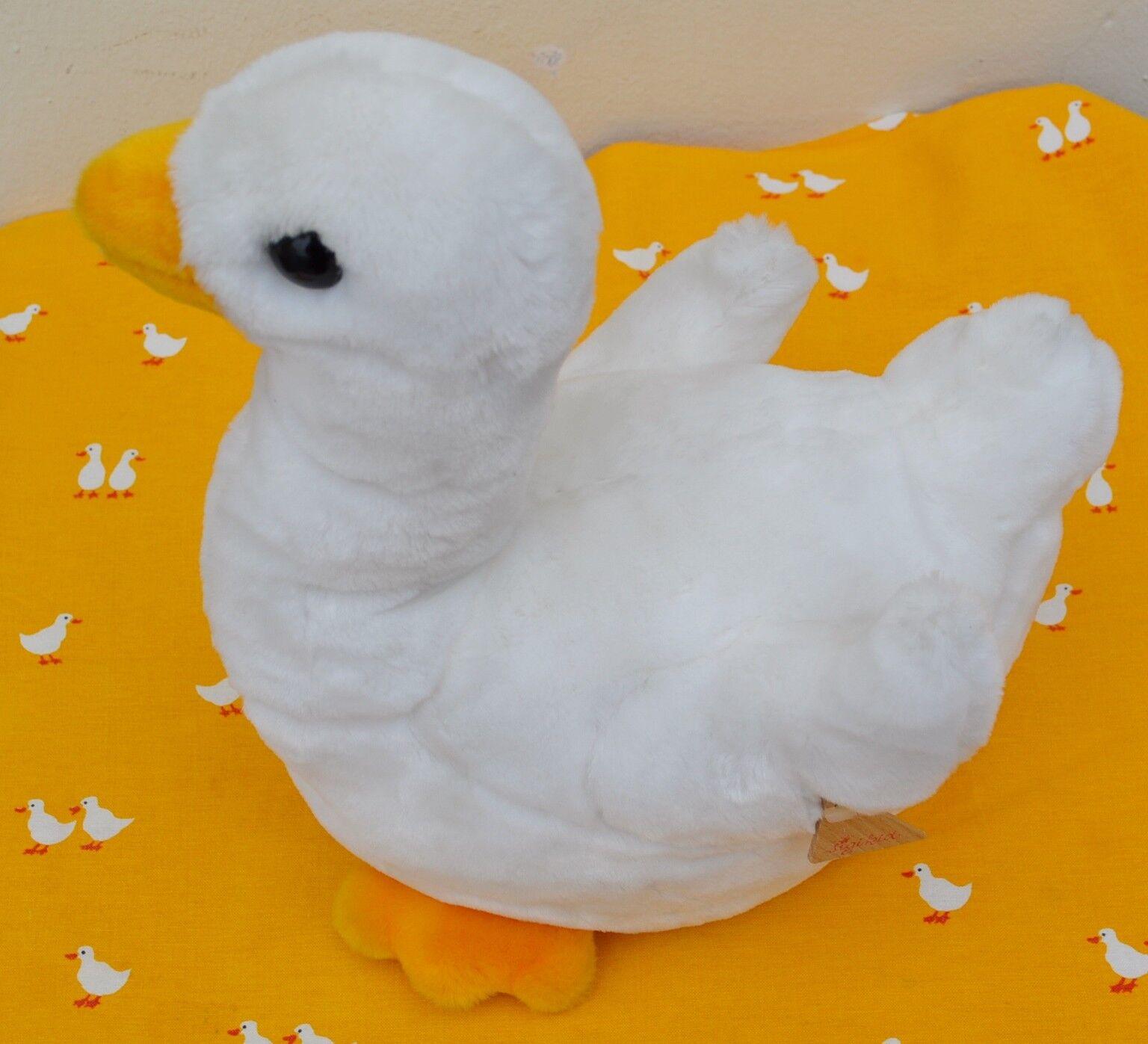 Sigikid GANS Plüschtier Plüsch Plüsch Plüsch Tier Stofftier Kuscheltier Vogel Ostern weich ee20e0