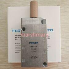 1pc New Festo Mfh 5 14 Solenoid Valve Mfh514 6211