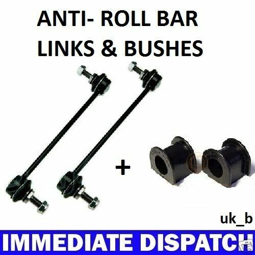 Citroen Picasso /& Grand Picasso Front ARB Anti Roll Bar Sway bar Bushes /& Links
