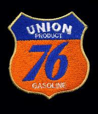 Union 76 gasoline Patch Gas Station Motor Oil Hot Rod