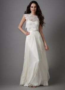 9c24bda33c NWT  220 BHLDN Catherine Deane Bridal Itala Top Wedding Dress Topper ...