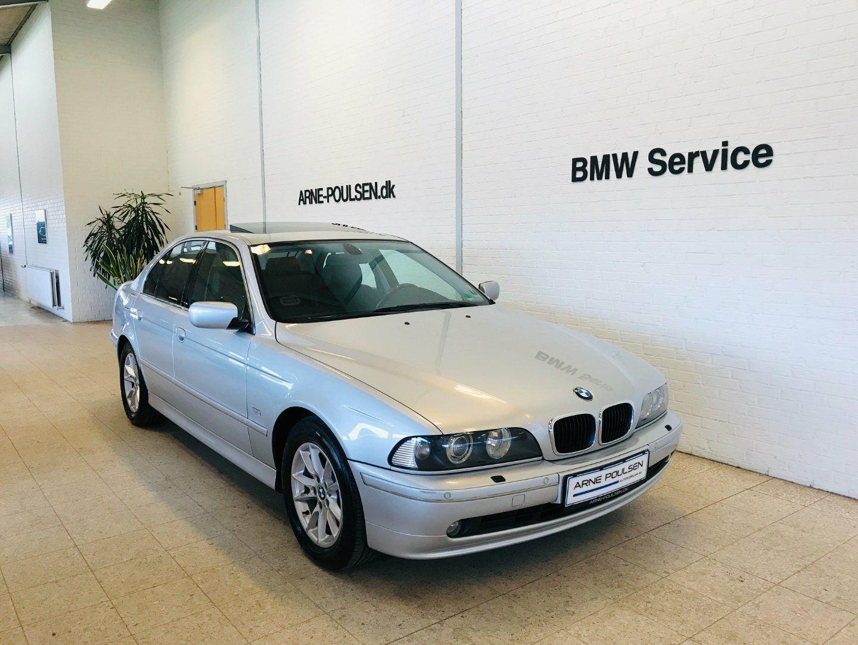 c59256a0 Pris. BMW 530i 3,0 Steptr., 4-dørs, 2001