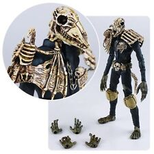 2000 AD Judge Mortis 1:12 Scale Action Figure NEW! Three A Studios 3A
