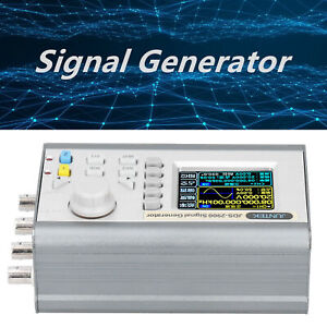 JDS2900-40M 2Channel DDS Function Signal Generator Pulse Signal Frequency Meter