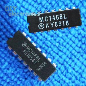 1PCS-5PCS-MC1466L-MC1466-MC1468L-MC1468-MOTOROLA-Encapsulation-CDIP-14