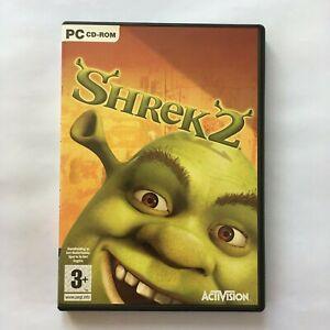 SHREK-2-PC-GAME-DVD-ROM