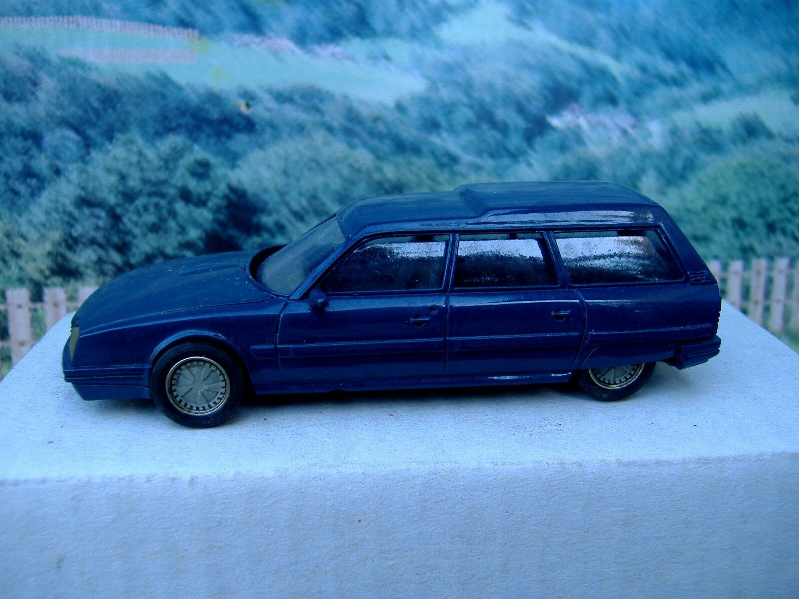 Heco models  (France) Citroen CX break  Handmade Resin Model Car