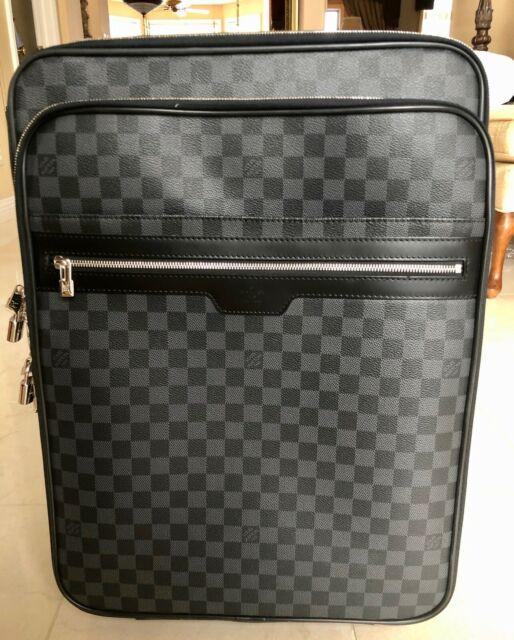 Louis Vuitton Damier Geant Souverain Travel Bag For Sale Online Ebay