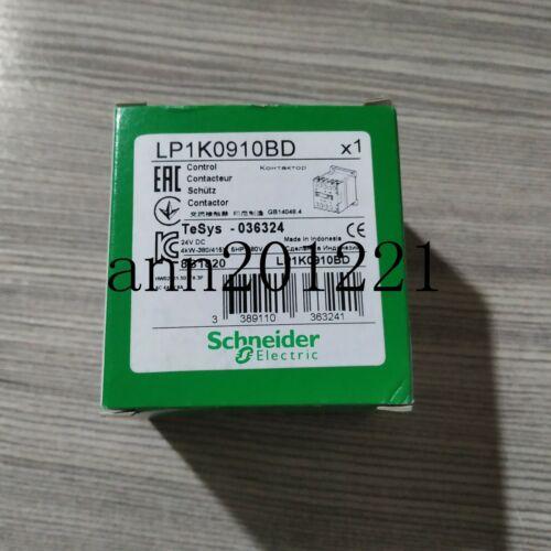 1PC  NEW IN BOX Schneider LP1K0910BD DC24V