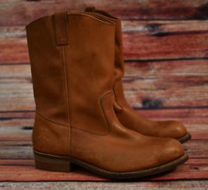 Pre propiedad doble desgaste zapatos Co. botas de trabajo. tamaño  13 D (Puntera De Acero)