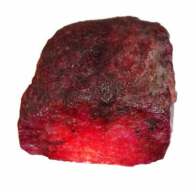 Best Quality 2200 Ct Natural Certified African Red Ruby Gemstone Uncut Rough  | eBay