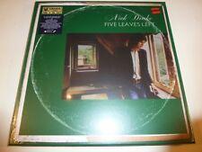 NICK DRAKE - Five Leaves  left **HQ-Vinyl + Poster + MP3-Code**40th-Anniv.-Box**