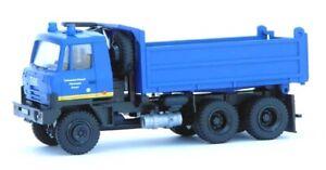 Igra-66819005-Tatra-815-Kipper-THW-Neu-amp-Ovp