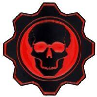 *NEW* Gears of War: Inverted Omen Cog Belt Buckle by Bioworld