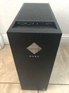 HP Omen 25L Gaming Desktop Intel Core i5 11400 8GB RAM 512GB SSD NVME - NO GPU