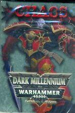 DARK MILLENIUM WARHAMMER 40000 1 STARTER CHAOS VO