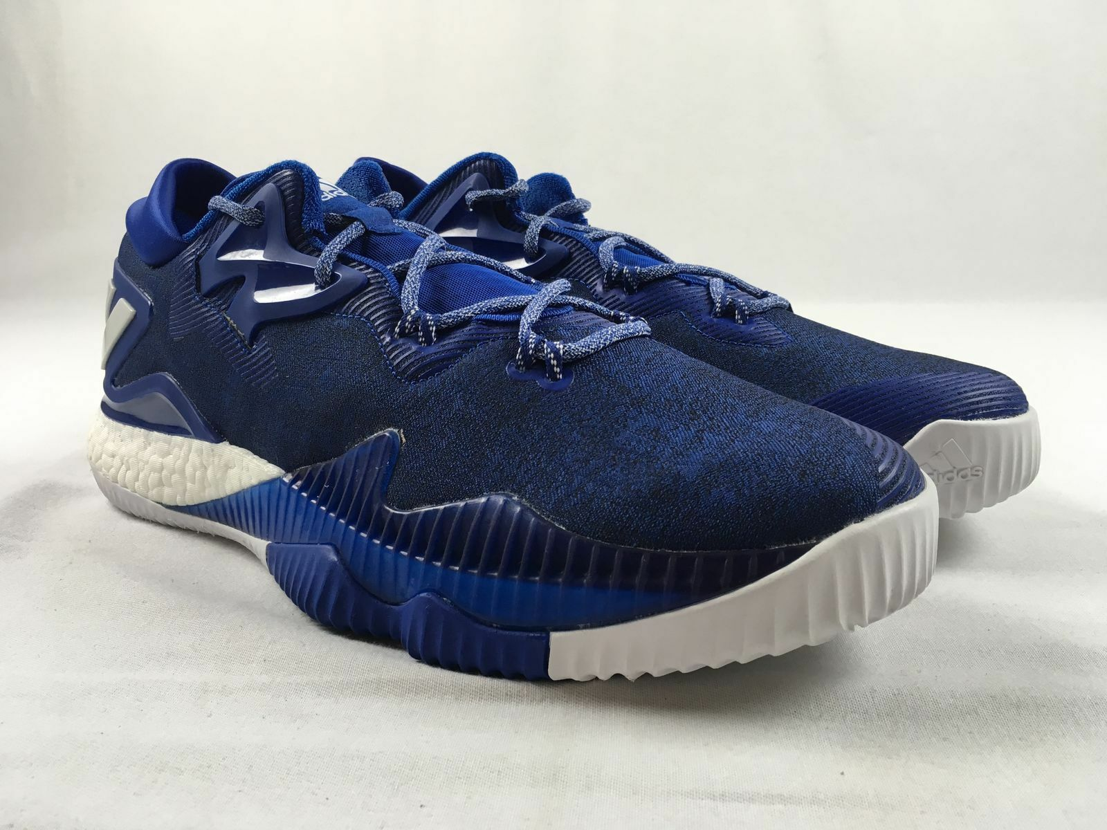 timeless design 690d1 791d0 NEW NEW NEW adidas - Blue Basketball Shoes (Men s Multiple Sizes) 441ab5