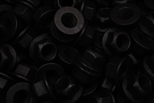15 Toplock Flange Nuts 3//4-16 Grade 8//G Plain Finish All Metal Locking Nut