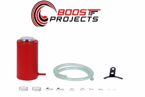 Mishimoto Aluminum Coolant Reservoir Tank Wrinkle Red MMRT-CAWRD