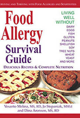 1 of 1 - Food Allergy Survival Guide: Surviving and Thriving with Food-ExLibrary