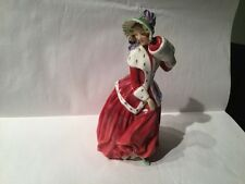 Royal Doulton Figurines Christmas Morn 1992 Immaculate