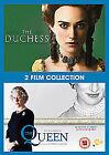 The Duchess / The Queen (DVD, 2012, 2-Disc Set)