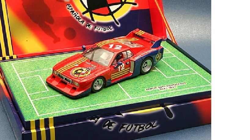 Fly Ref. SE01 Lancia Beta - Spanish Football World Cup Special NEW NEW1 32
