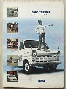 FORD-TRANSIT-HERITAGE-Press-Pack-Photos-2000