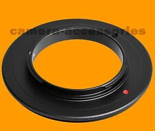 58mm Macro Reverse Mount Adapter Ring for Micro Four Thirds m4/3 Olympus camera