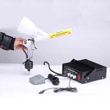 New Portable Pc03 5 Powder Coating System Paint Gun Sprayed Metal Parts Coating