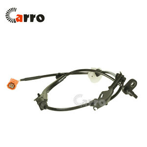 Automotive Car Brake Wheel Speed Left Front Abs Sensor Assembly 57455-Sdc-013 2003 2004 2005 2006 2007 Honda Accord Front Left 57455-Sdc-013 57455-Sdc-003 57455-Sdh-003