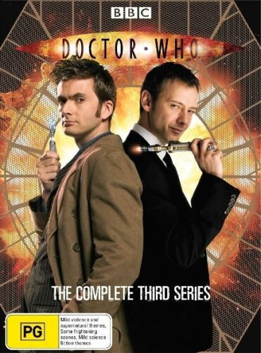1 of 1 - Doctor Who : Series 3 (DVD, 2007, 6-Disc Set)