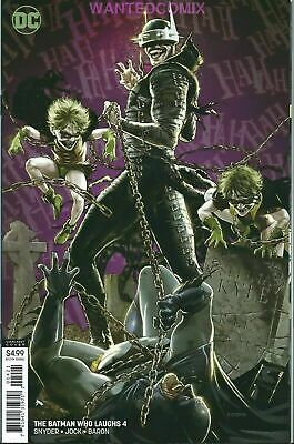 Batman Who Laughs 4 Kaare Andrews variant STOCK PHOTO VF//NM 2019 00421